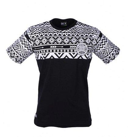 Camiseta Etnica Geometric