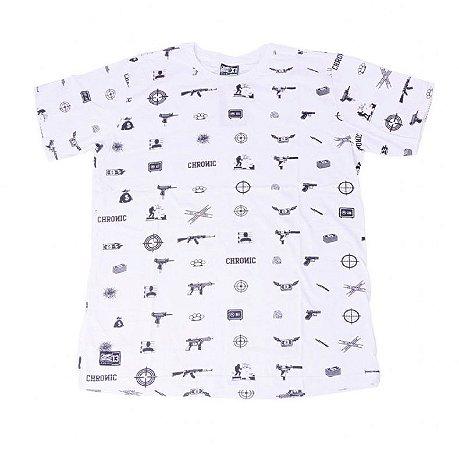 Camiseta Thug Icons