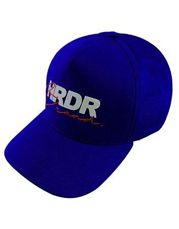Boné Trucker HRDR Azul