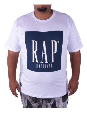 CAMISETA RAP NATIONAL