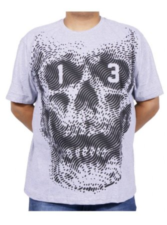 CAMISETA BIG CAVEIRA CHRONIC