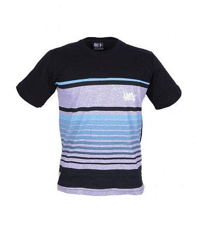 Camiseta Gradient Stripes