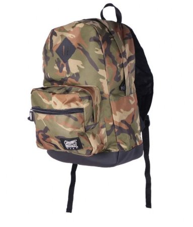 MOCHILA BASIC COLOR BAG V3 CAMU