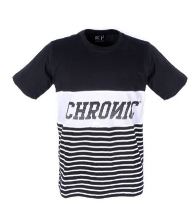 CAMISETA STRIPED CHRONIC