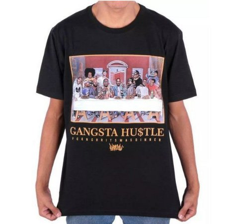 Camiseta CHR Gangsters Meeting