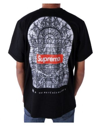 Camiseta Supremo Chronic