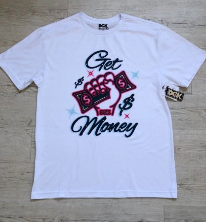 Camiseta DGK Get Money