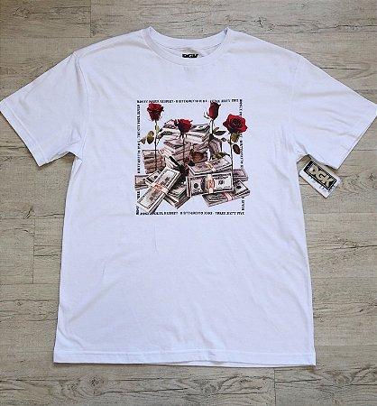 Camiseta DGK Money and Roses