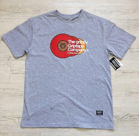 Camiseta Grizzly - Griptape Company LA