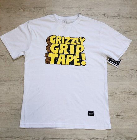 Camiseta GRIZZLY  - Grip Tape