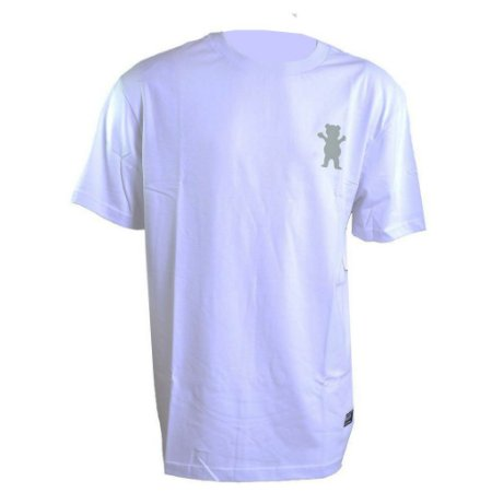Camiseta GRIZZLY SILVER BACK