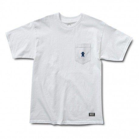 Camiseta Grizzly OG Embroidered Pocket