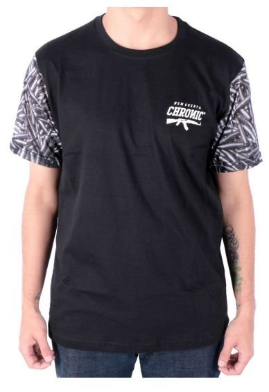 Camiseta ARM Bullets Chronic