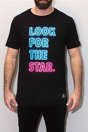 Camiseta Starter EST LFTS Neon