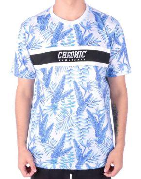 Camiseta CHR Floral Total