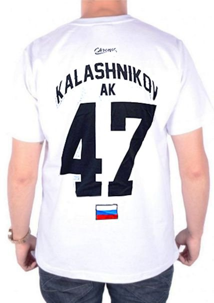 Camiseta Chronic AK 47