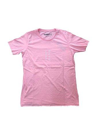 Camiseta HDR Lost Head - Rosa