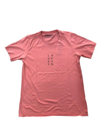 Camiseta HDR Lost Head - Salmão