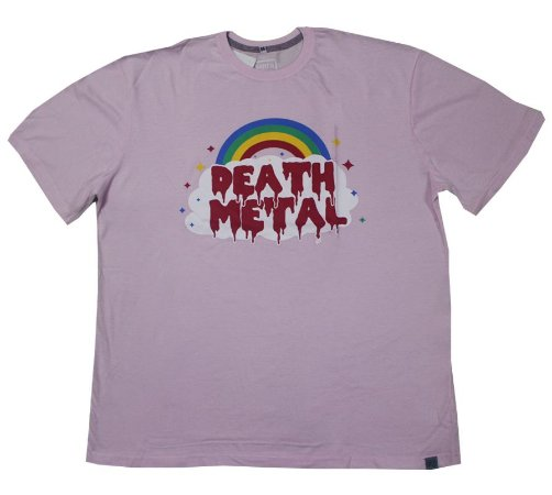 Camiseta Santa Hell Death Metal