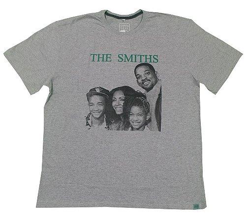 Camiseta Santa Hell Família Smiths