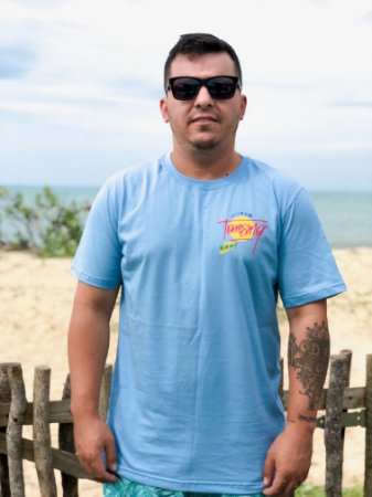 Camiseta Torresmo MMMV 2019 - Azul