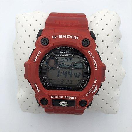 Relógio G-Shock Tábua de Maré G-7900A-4DR Original