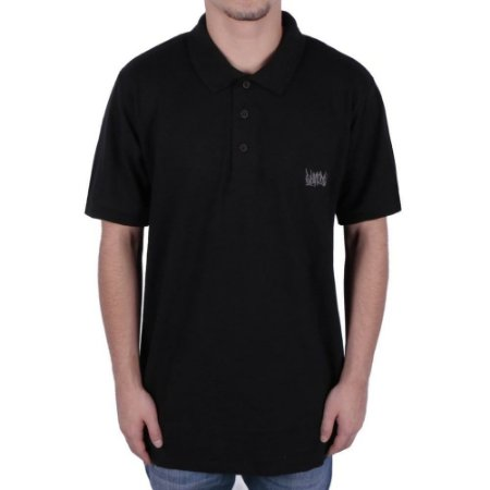Camiseta Chronic Polo 01 - PRETO