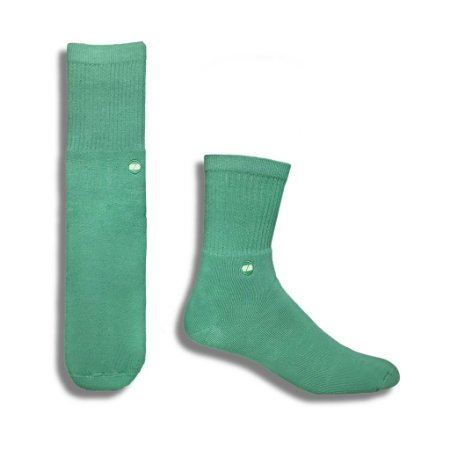 MEIA SOLID GREEN
