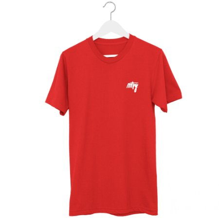 Camiseta Multiply Mtpy - Vermelha