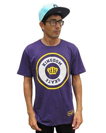 Camiseta Kingdom Skate Logo