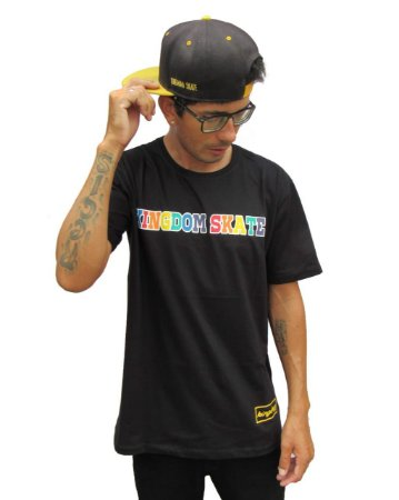 Camiseta Kingdom Color