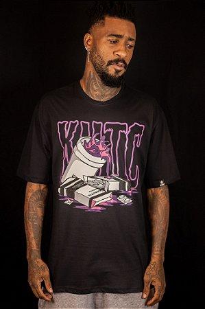 Camiseta Khaotic Purple Drink