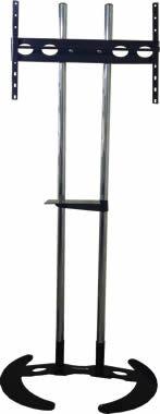 Pedestal TV com bandeja e base fixa - PEB0618