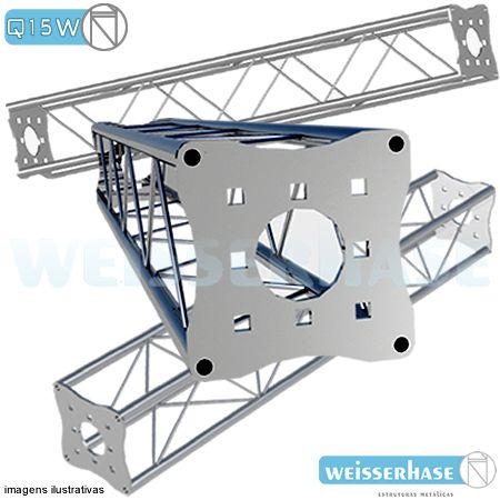 Box Truss Q15 - 1,0m