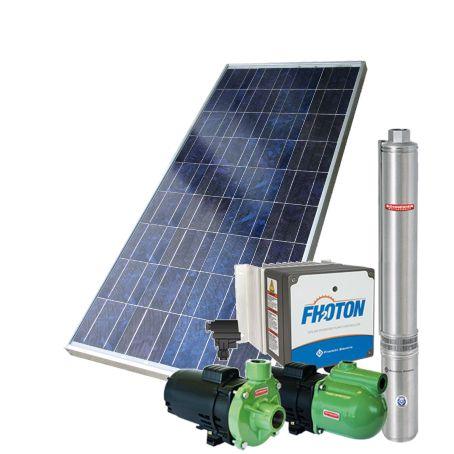 Kit Bomba Submersa energia solar Schneider
