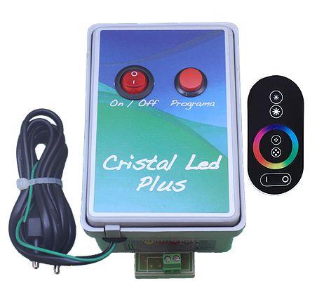 Caixa de Comando RGB Touch