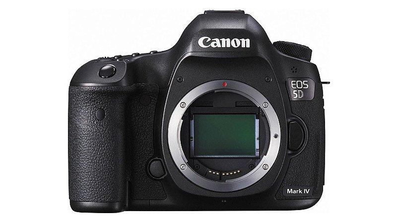 Câmera Canon 5D Mark IV (Só o Corpo)