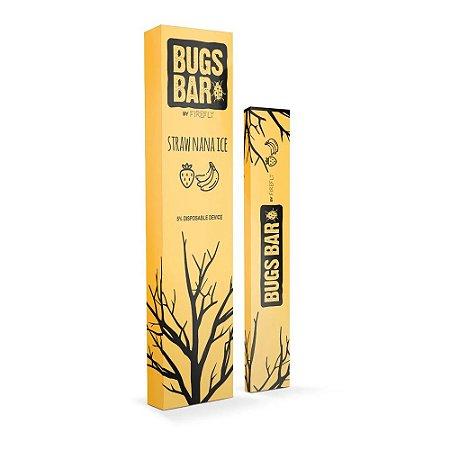 Pod Descartavel Firefly Bugs Bar 300 Puffs - Straw Nana Ice