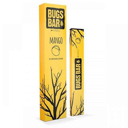 Pod Descartavel Firefly Bugs Bar 600 Puffs - Mango