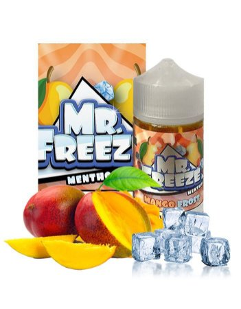 NicSalt Mr Freeze  Mango Frost (30ml/50mg)