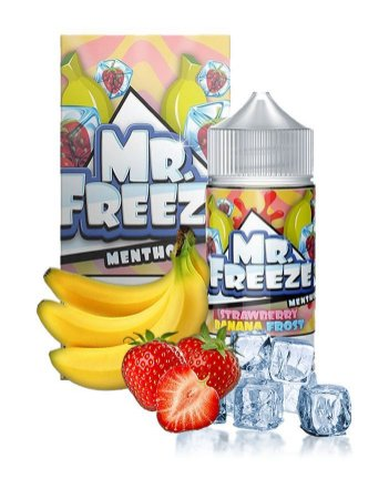 Juice Mr Freeze Salt Strawberry Banana Frost (30ml/50mg)