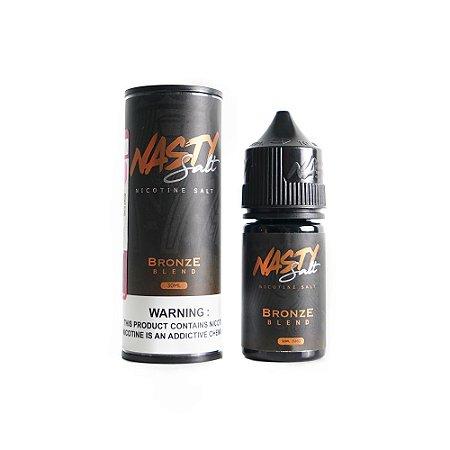 NicSalt Nasty Bronze Blend (30ml/50mg)