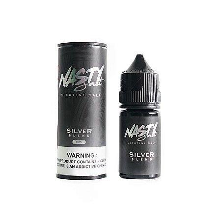Juice Nasty Nic Salt Silver Blend (30ml/35mg)