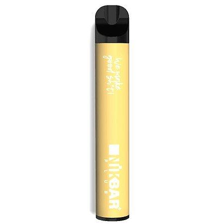 Pod Descartável NikBar 600 Puffs - Virginia Tobacco