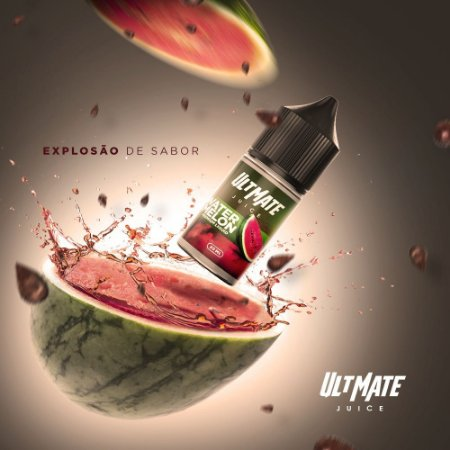 Juice Ultmate Watermelon (30ml/3mg)