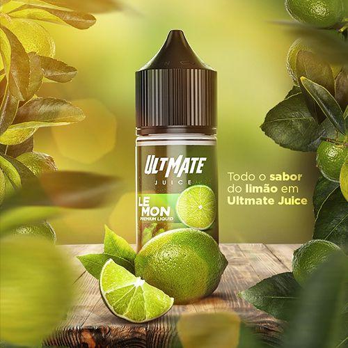 Juice Ultmate Lemon (30ml/3mg)