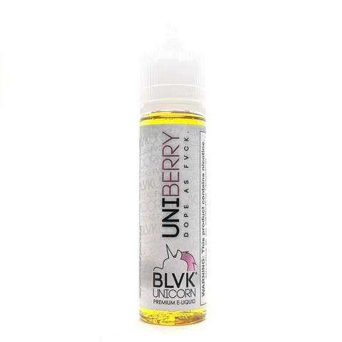 Juice BLVK Unicorn Berry (60ml/3mg)