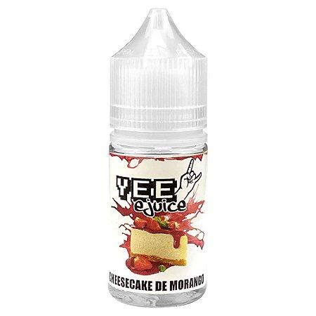 Juice Yee - Cheesecake de Morango (30ml/0mg)