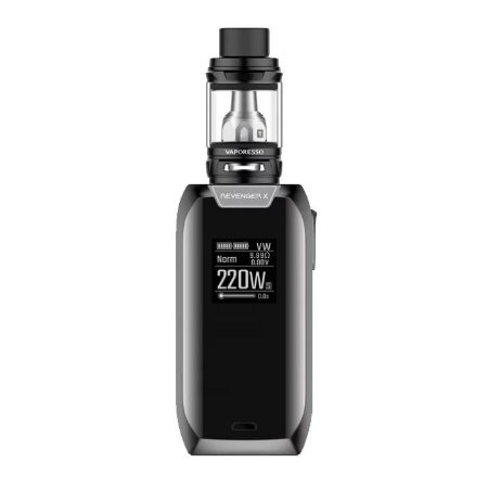 Vape Kit Vaporesso Revenger X - 5ML - Black