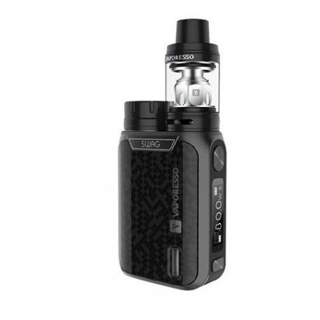 Vape Kit Vaporesso Swag - 3.5ML - Black